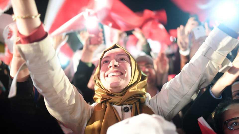 Celebration in Turkey
