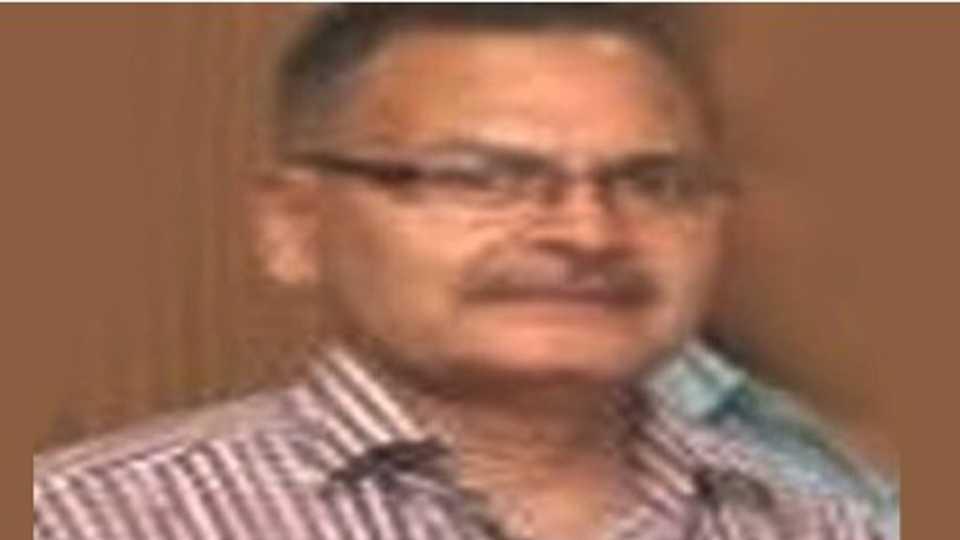 Police Commissioner Rashmi Shuklas husband Uday Shukla passes away