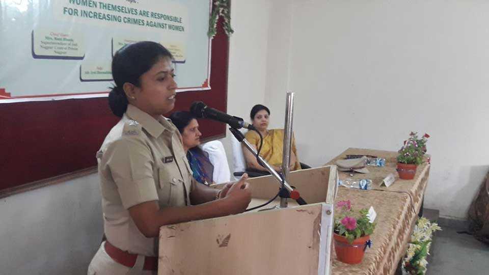 marathi news nagpur womens day program