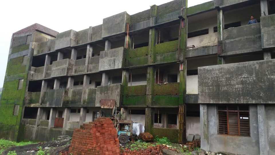 Ashramshala building scam in Mokhada