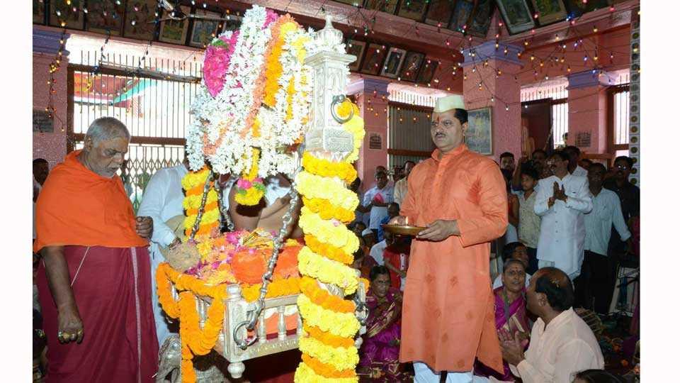 religious swami samartha program akkalkot