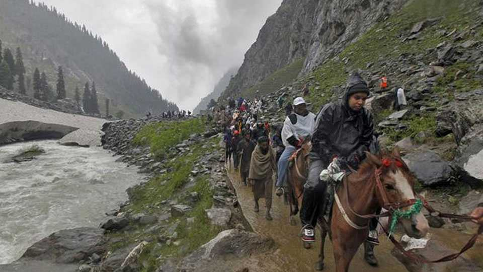 Amarnath Attack: Bodies of Victims Airlifted to Delhi; Yatra to Continue