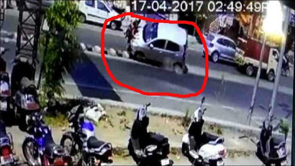 Pune: childrens died in car accident in baner