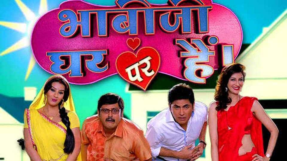 bhabhiji serial mghal E aazam