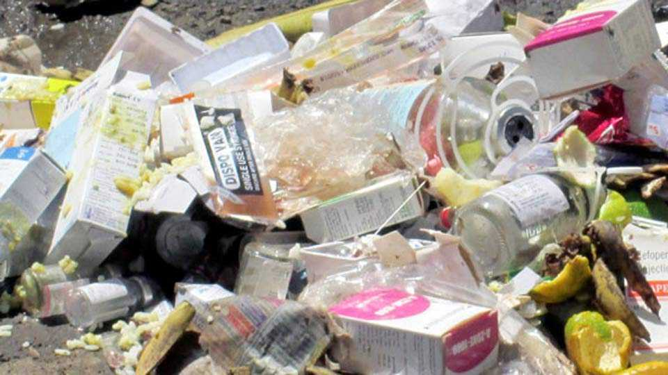 Bio-medical waste will be collected in Pune