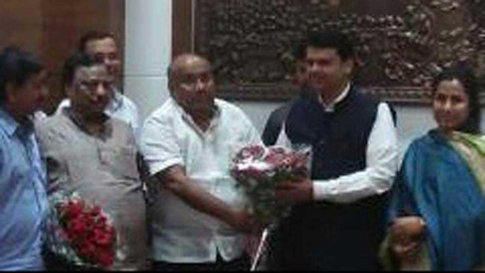 Parbhanis Former Congress MLA Ramprasad Bordikar in BJP