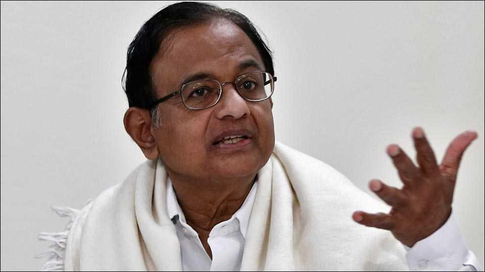 Former finance minister P Chidambaram's missing relative found murdered; three arrested