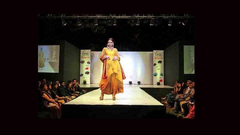 chimera fashion show