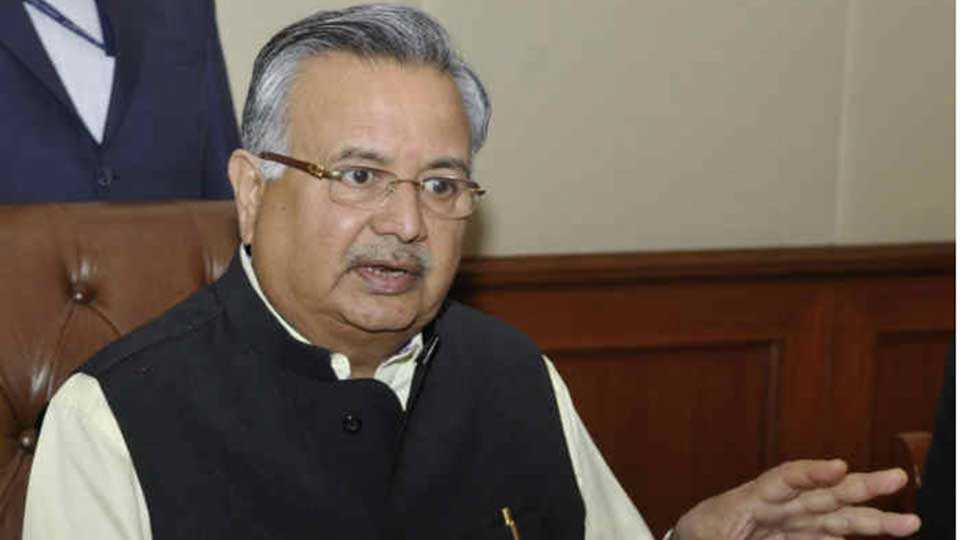 India Is Not Dharmashala says Raman Singh