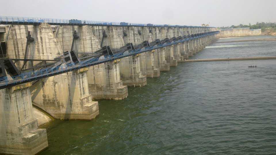 20 doors of the bebla dam were opened