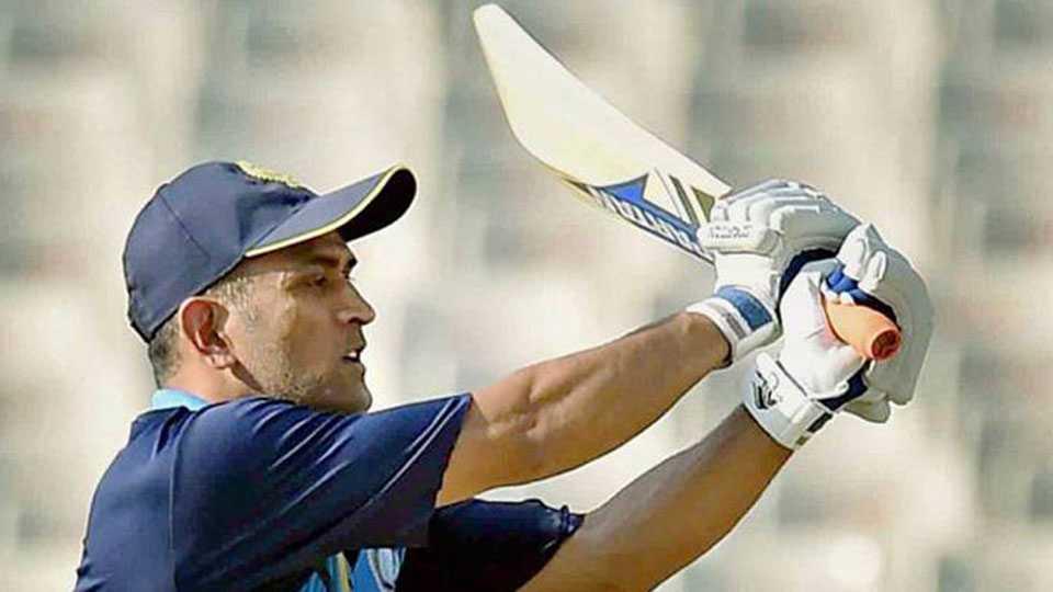 MS Dhoni slams 94-ball century against Chattisgarh in Vijay Hazare Trophy