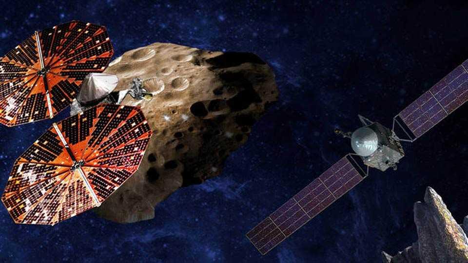 NASA will study the solar system