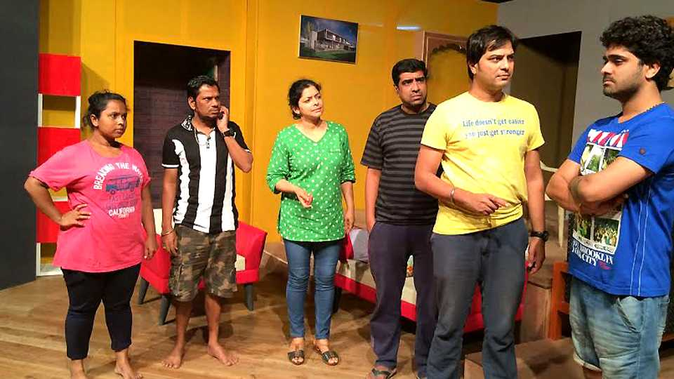 GnarangVinay apte new drama esakal news