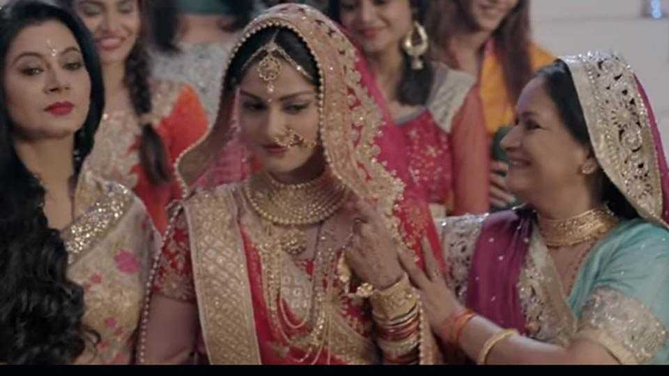 one daughter in lawand one mother in law ek vivah aisa bhi