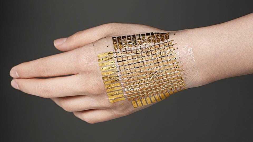 इलेक्ट्रॉनिक त्वचा करणार औषधोपचार