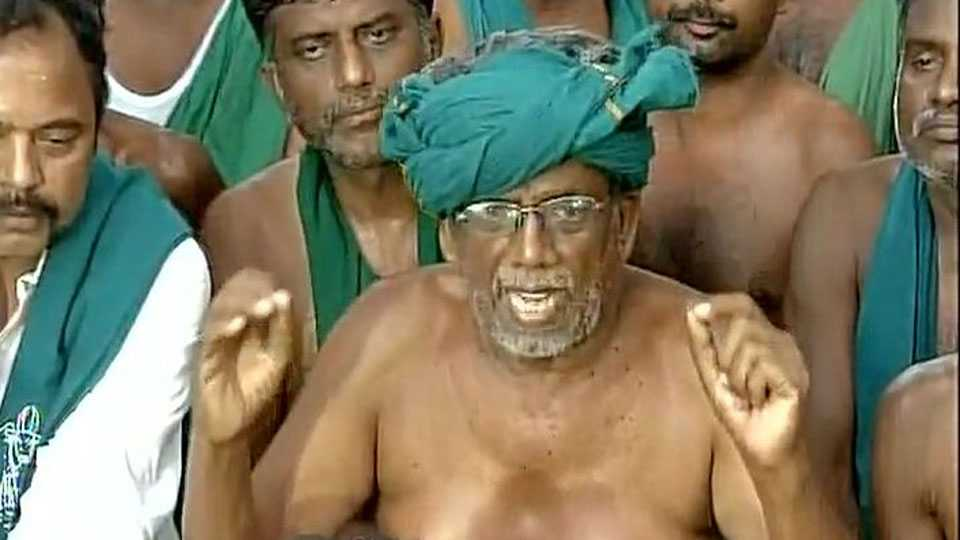 Tamil Nadu farmers call off their strike, say they will resume it on May 25 if demands aren't met