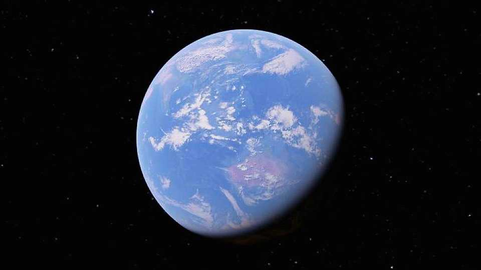 New Google Earth features