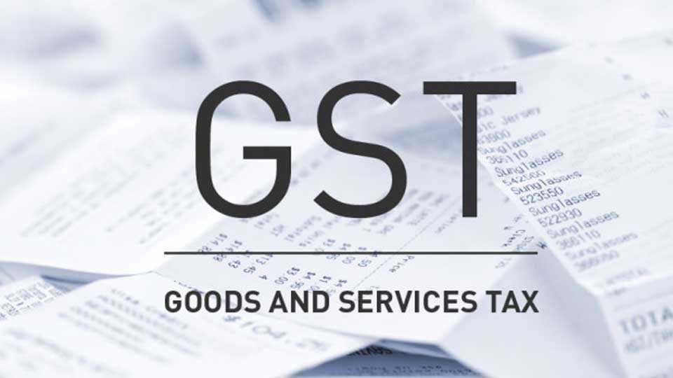 GST helped to end the stock market