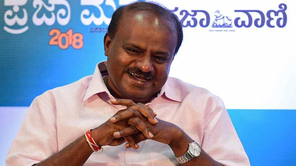 HD Kumaraswamy Passes the Floor test at Karnataka Vidhana Saudha