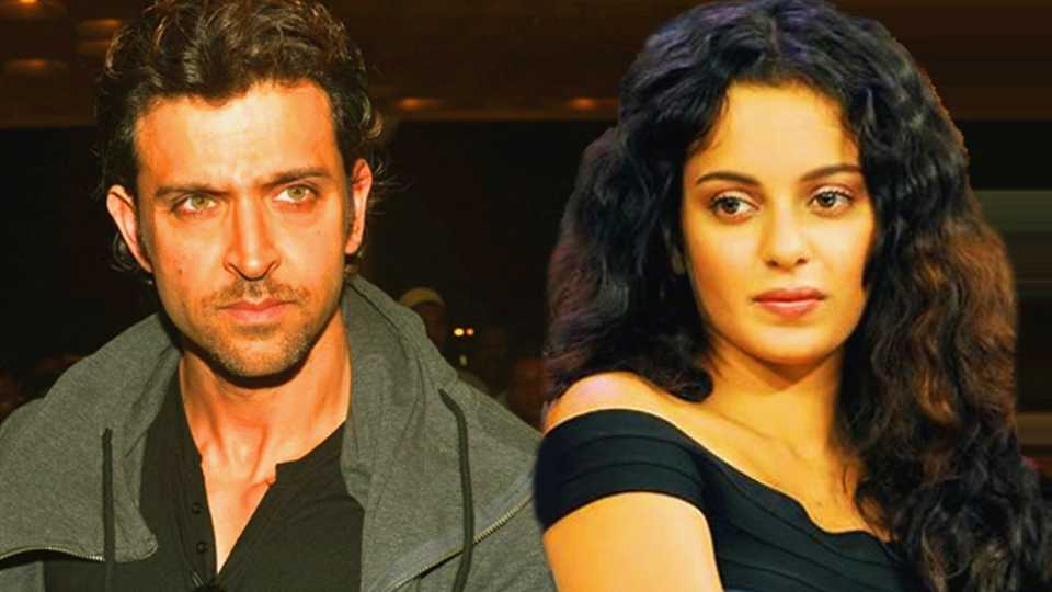 hritik roshan speakes about kangana esakal news
