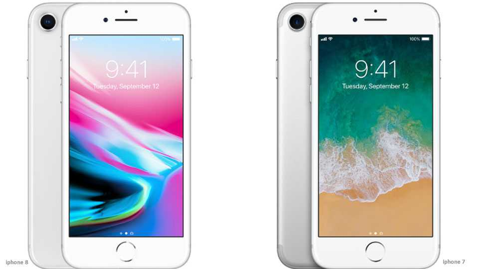 Marathi news technology news in marathi iphone 8 vs iphone 7