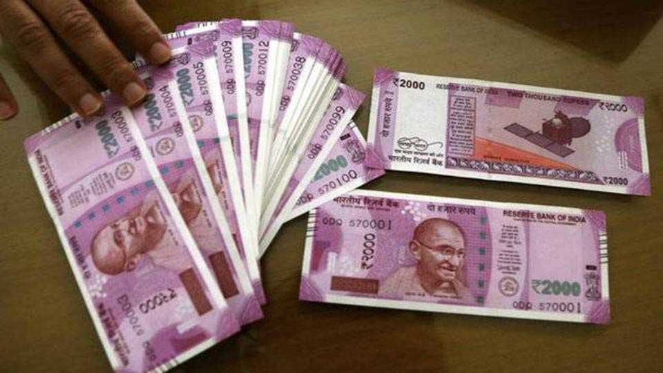The fake notes of around ten lakhs were seized