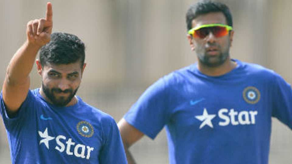 Ashwin, Jadeja rested for England T20s; Mishra and Rasool come in
