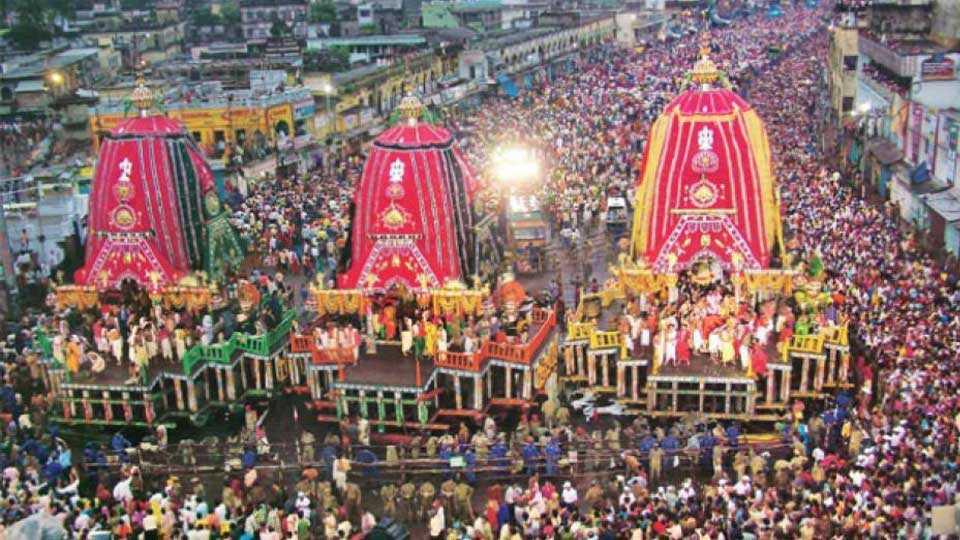marathi news bhagwan jagannath sakal news yatra news
