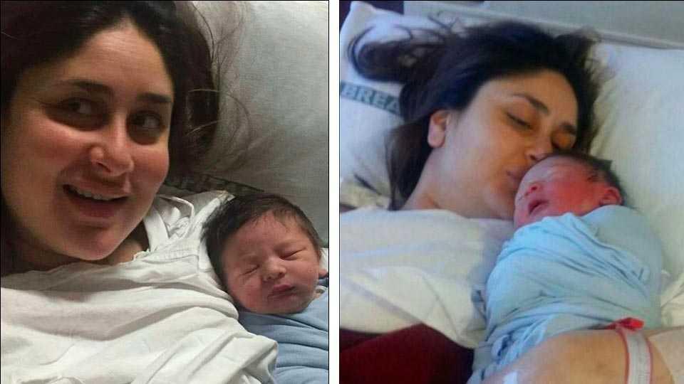 Kareena Kapoor Khan's fake picture with baby goes viral