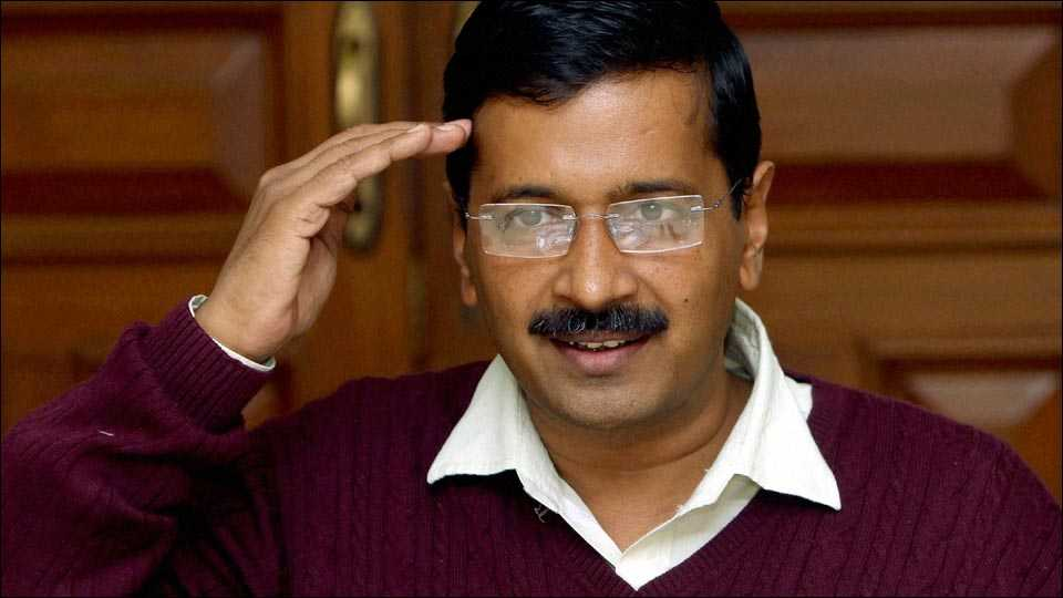 This is the victory of democracy says Kejriwal