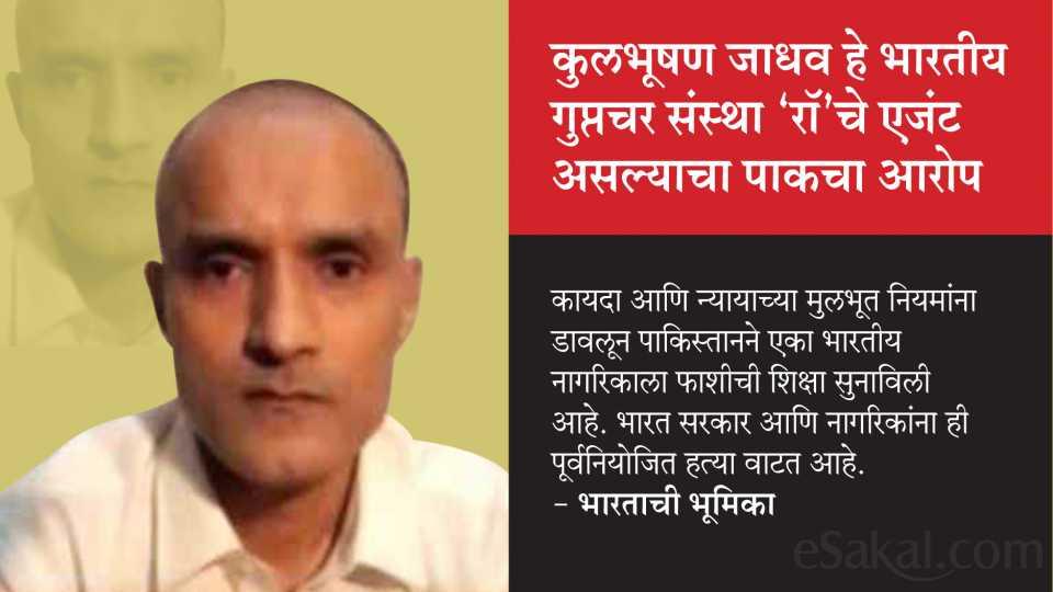 Pre-Meditated Murder, Says India As Kulbhushan Jadhav