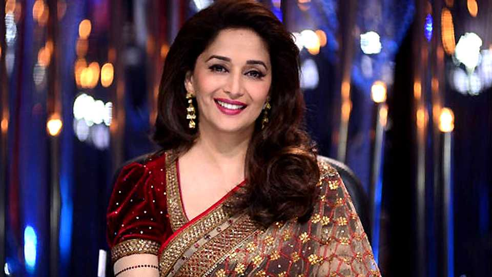 Madhuri will teach dance