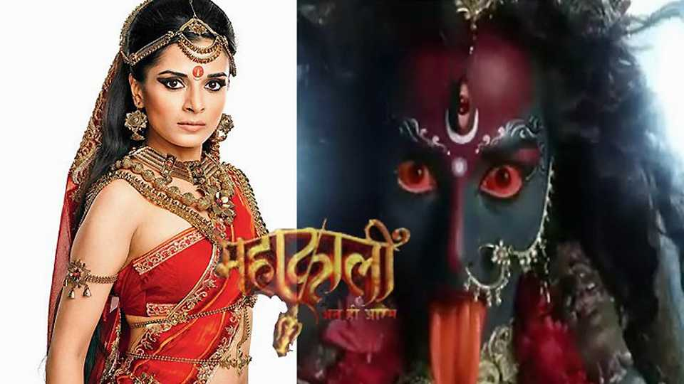 Mahabharat' fame Pooja Sharma looks completely unrecognizable in the teaser of new show 'Mahakaali
