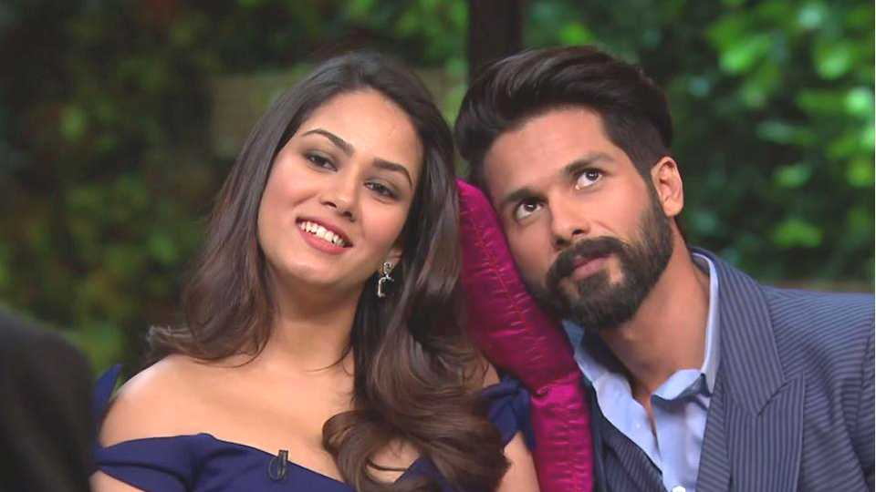 shahid and meera planning for another baby esakal news