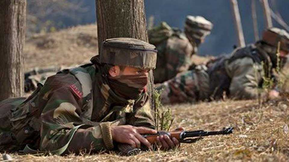 J&K: Security forces kill two terrorists killed in Baramulla