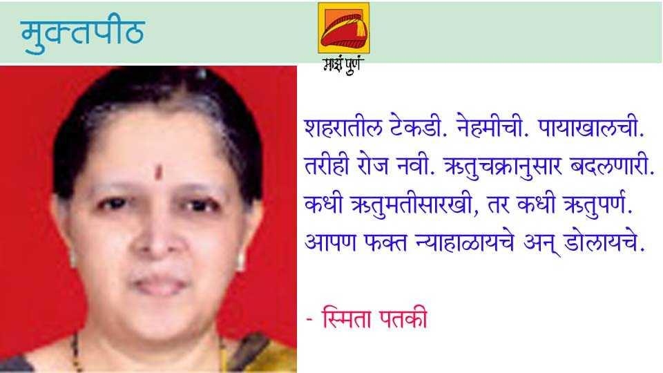 smita patki write article in muktapeeth