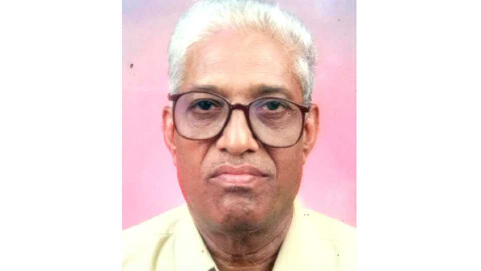 Madhukar Naigaonkar