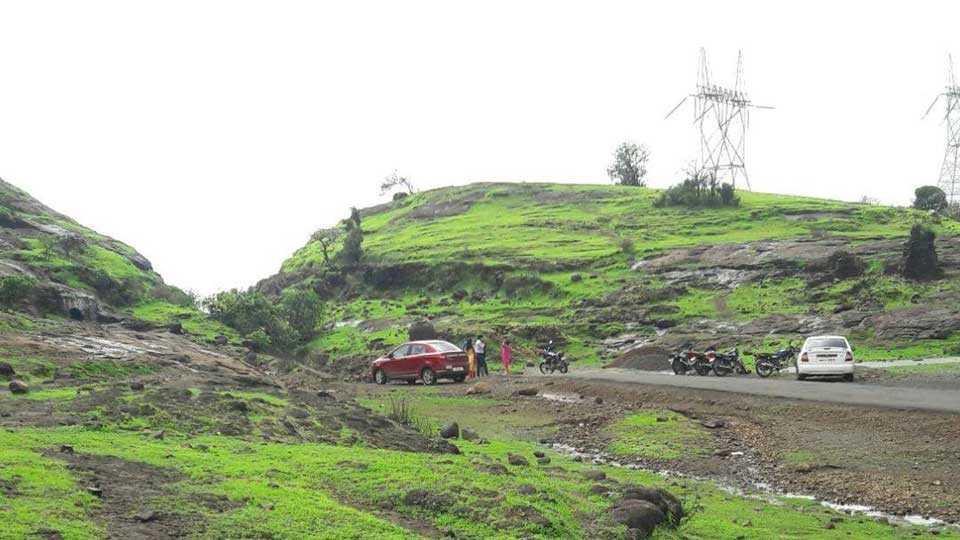 junnar news pune news marathi news naneghat police security needed