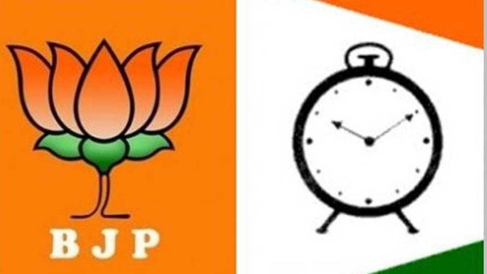 BJP, NCP