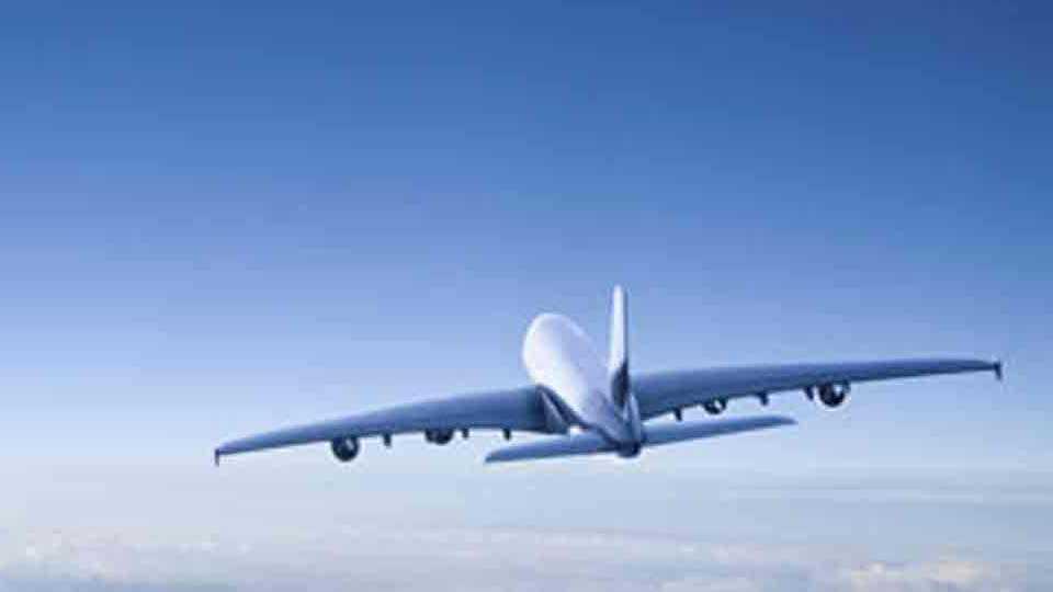 marathi news maharashtra news plane route