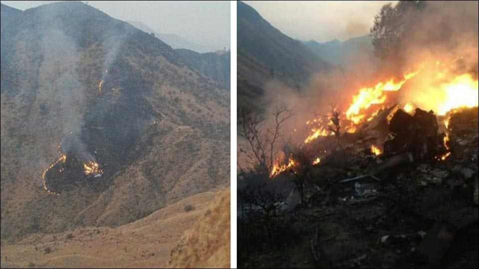 Pakistan plane with 47 crashes