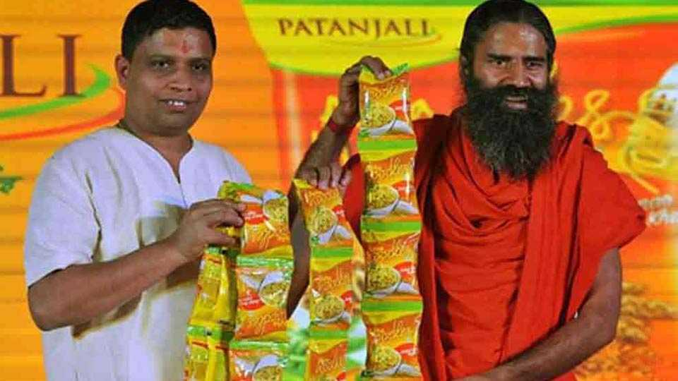 Patanjali plans to introduce cashless payments soon