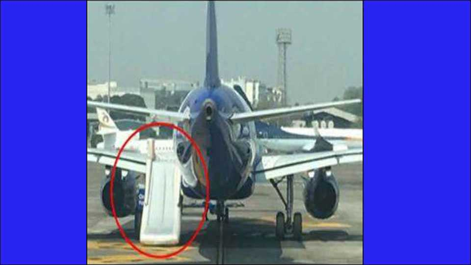Security breach on-board IndiGo's Mumbai-Chandigarh flight