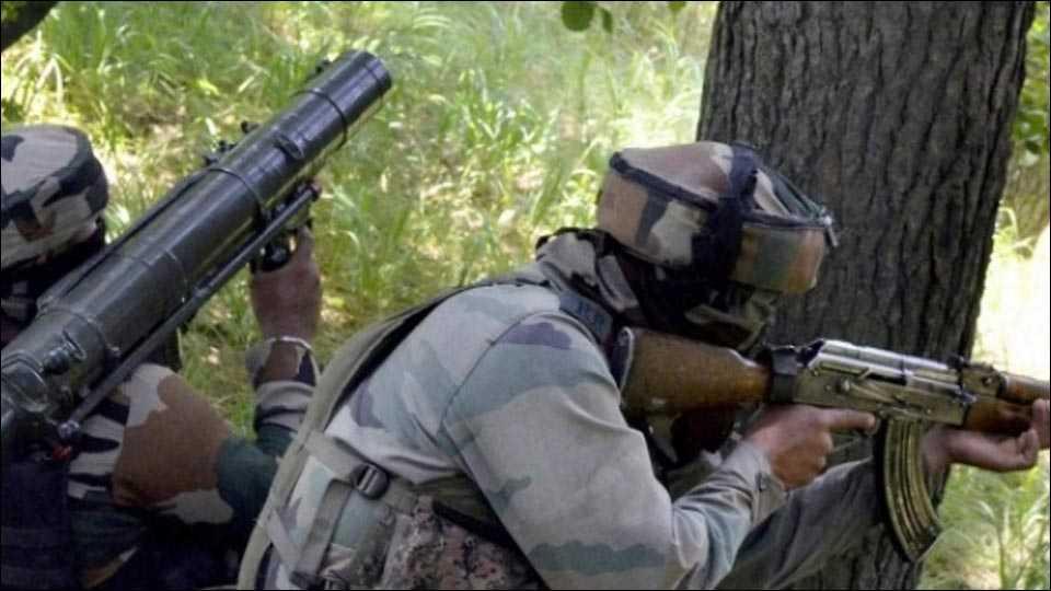 Policemen killed in jammu-Kashmir