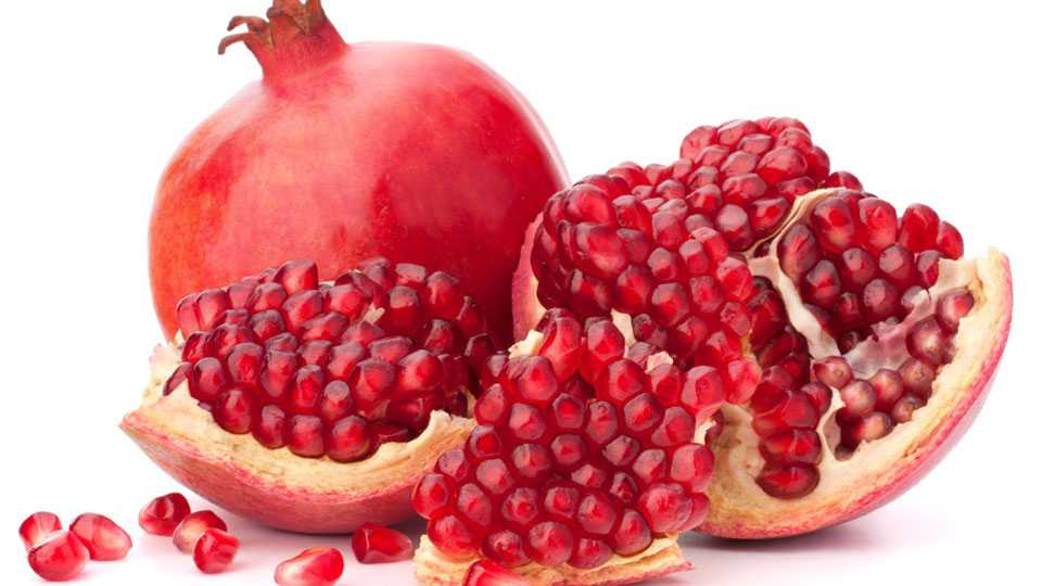 Pomegranate sent to USA this year