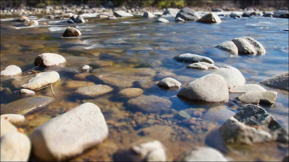 river file photo
