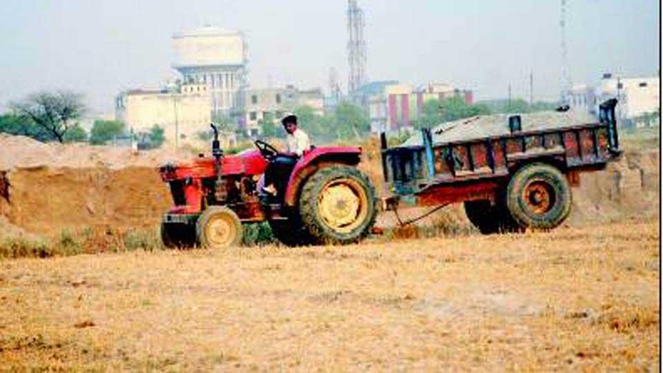 Sand Tractors