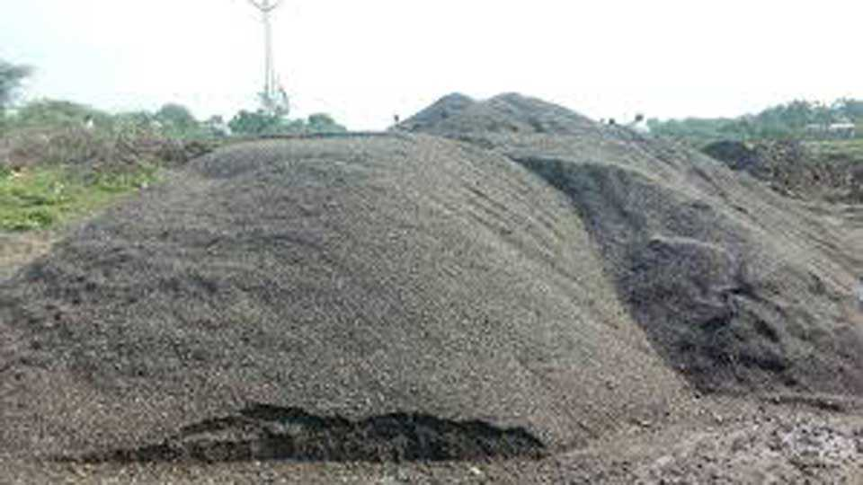 appoint police Patil as the accused of sand theft