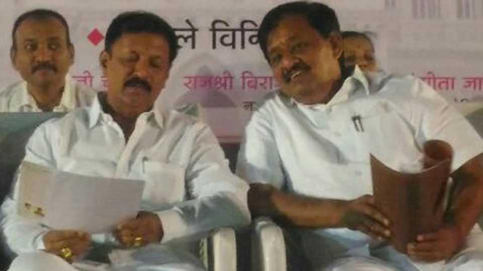 Vijay Deshmukh, Subhash Deshmukh