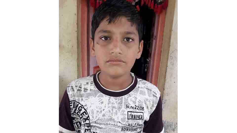 kidnapping plan failed of a boy from Uplai Budhruk solapur